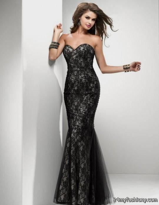 black lace mermaid wedding dresses wwwpixsharkcom