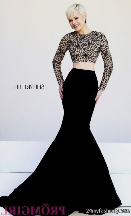 Beyonce black lace dress