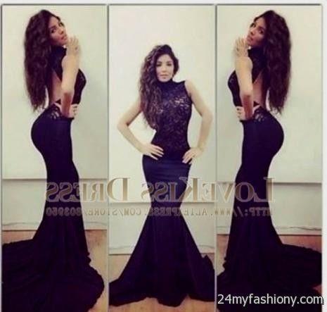 black mermaid prom dresses 2016-2017 » B2B Fashion