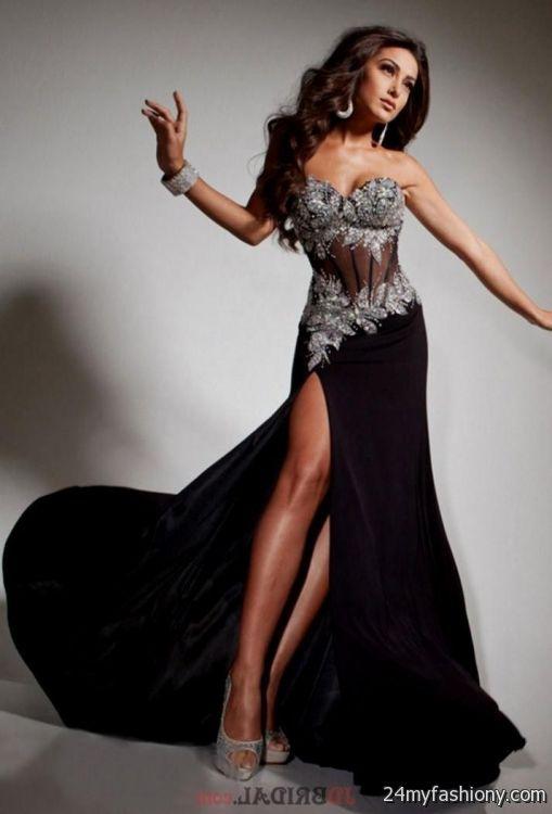 Black Prom Dresses 2016