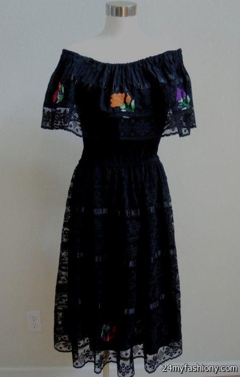black mexican bridesmaid dresses 2016-2017 | B2B Fashion