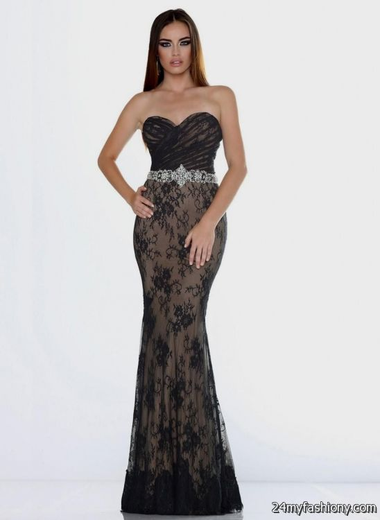 Black Military Ball Dresses Looks B2b Fashion