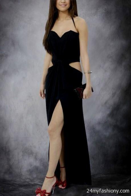 Black Prom Dress Tumblr 2016-2017 | B2B Fashion