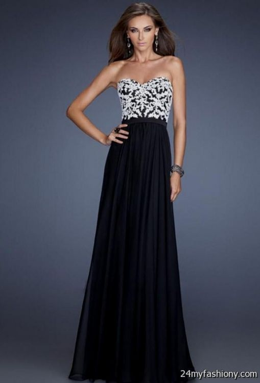 Black Prom Dress Tumblr Looks B2b Fashion