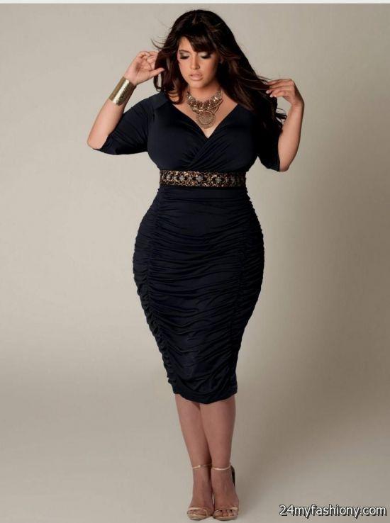 Black Semi Formal Dresses Plus Size 2016-2017 | B2B Fashion