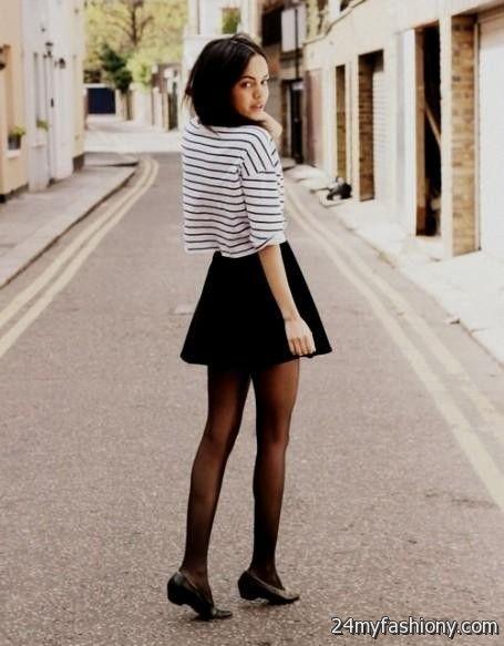 Formal Dress With Tights black skater dress wit...