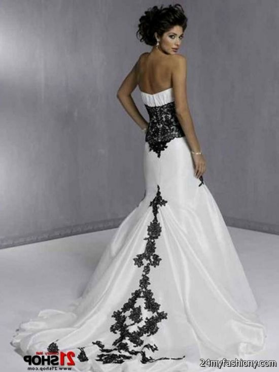Black Wedding Dress On Say Yes To The Dress 2016 2017