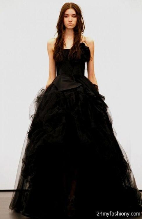 Black Wedding Dress Tumblr 2016 2017
