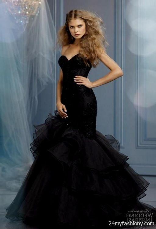Black Wedding Dress – Fashion dresses