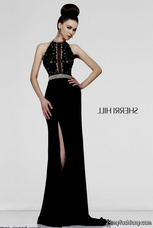 d3ad95d09ff You can share these black winter formal dresses juniors on Facebook