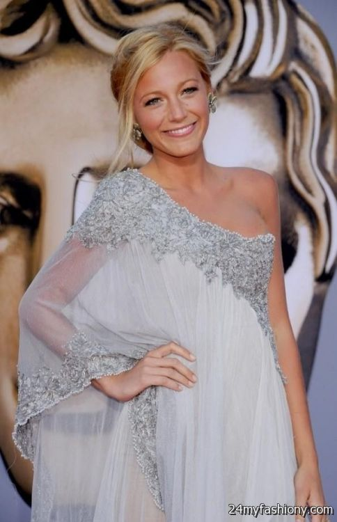 Blake Lively Wedding Dress.Blake Lively Wedding Dress Marchesa Looks B2b Fashion