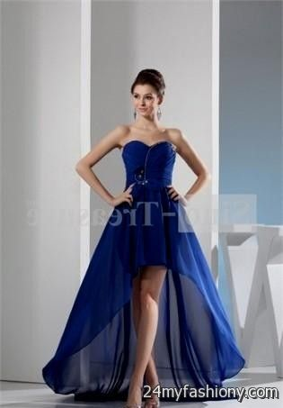 blue cocktail dresses for weddings 2016-2017 | B2B Fashion