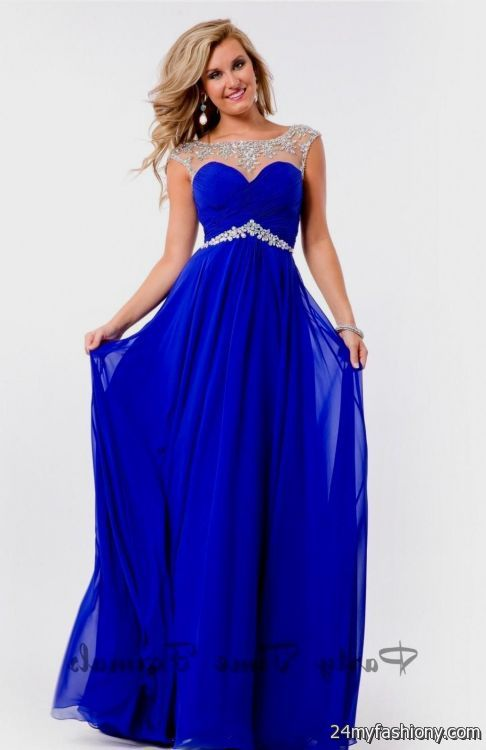 blue dresses with sleeves for teens 2016-2017 » B2B Fashion