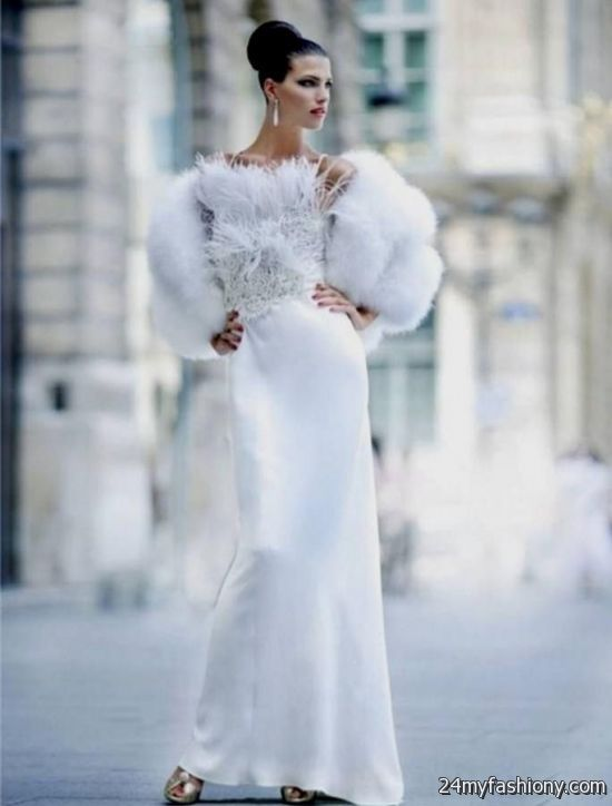Blue winter wedding dresses 2016 2017 b2b fashion for Dresses for winter wedding guest 2017