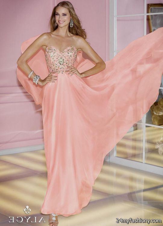 Blush Pink Prom Dress Davids Bridal Looks B2b Fashion