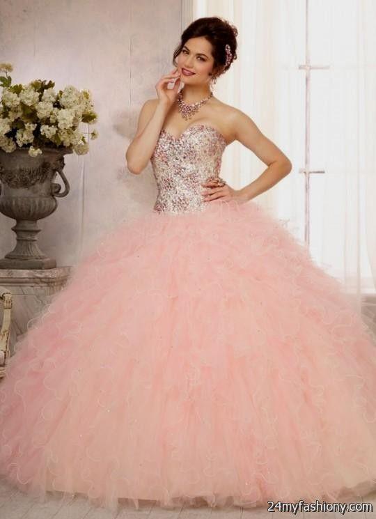 blush pink quinceanera dresses 2016-2017 » B2B Fashion