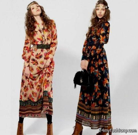 bohemian dress 2016-2017 | B2B Fashion
