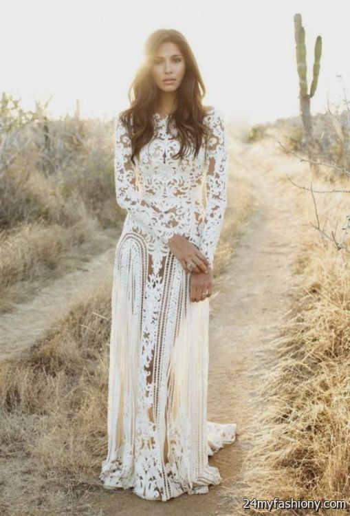 Collection Bohemian Prom Dress Pictures - Reikian