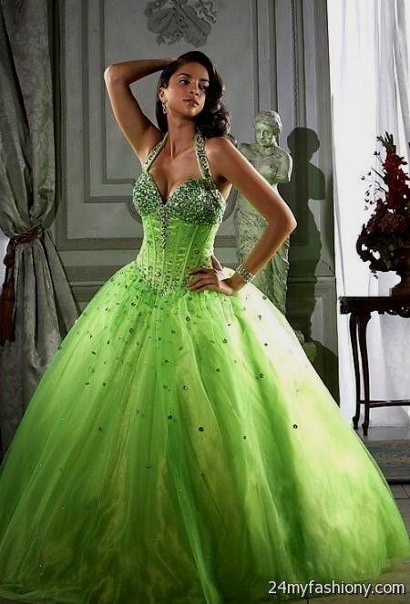 bright green prom dresses 2016-2017 » B2B Fashion