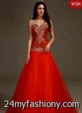 burnt orange prom dresses 2016-2017 » B2B Fashion
