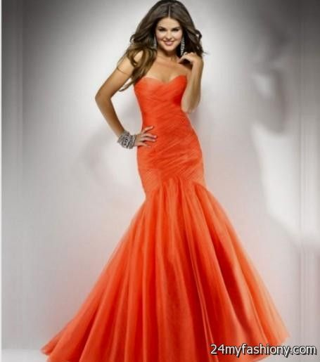 You Can Share These Burnt Orange Prom Dresses On Facebook Stumble Upon My Space Linked In Google Plus Twitter And All Social Networking Sites