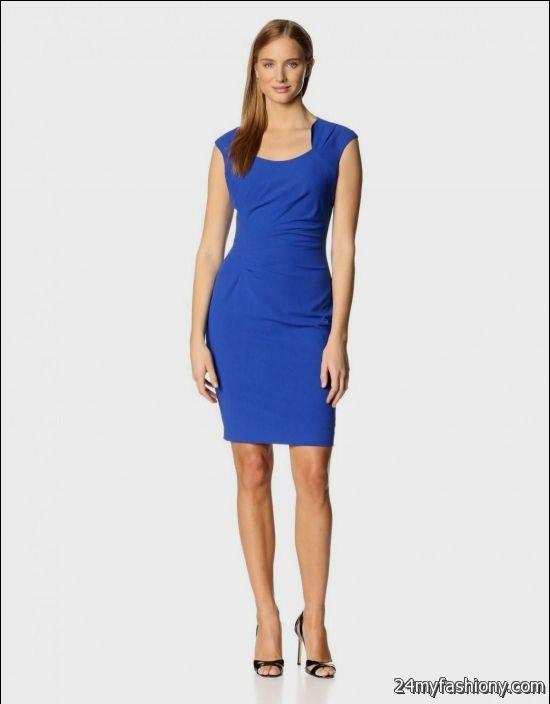 Business Dresses For Women 2016 2017 B2B Fashion