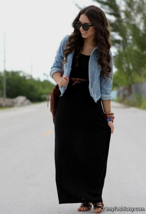 Casual Black Dress Outfits - All About Casual Outfits