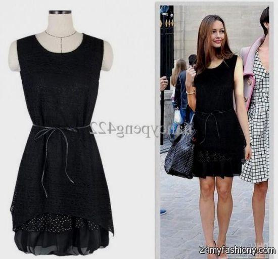 casual black dresses for women 2016-2017 » B2B Fashion