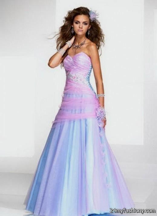 casual colored wedding dresses 2016-2017 » B2B Fashion