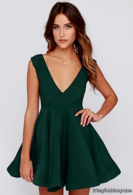 Forest Green Dresses - Best Forest 2017