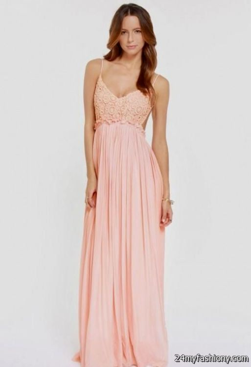 casual maxi dresses tumblr 2016-2017 | B2B Fashion