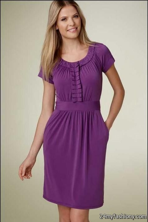 Collection Casual Purple Dresses For Juniors Pictures - Reikian