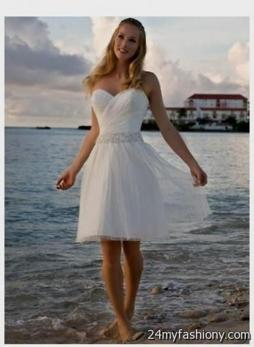 40c3238027 Customize your dress and stand out from the crowd. Look your best in these  sexy prom dresses! Pin it. Like! You can share these casual short wedding  ...