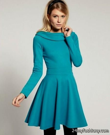 casual winter dresses 2016-2017 | B2B Fashion