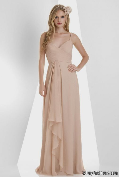champagne plus size wedding dresses plus size bridesmaid dresses with pockets eligent prom 2544