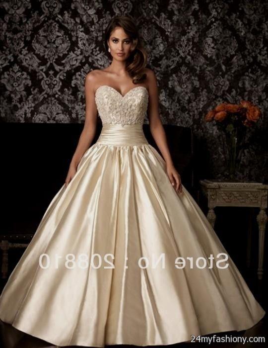 Champagne gold bridesmaid dresses 2016 2017 b2b fashion for Champagne gold wedding dress