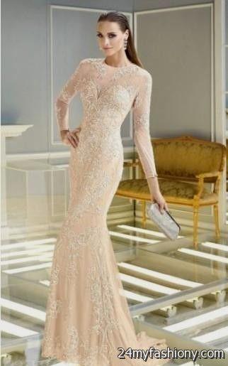 Champagne Prom Dresses 2016