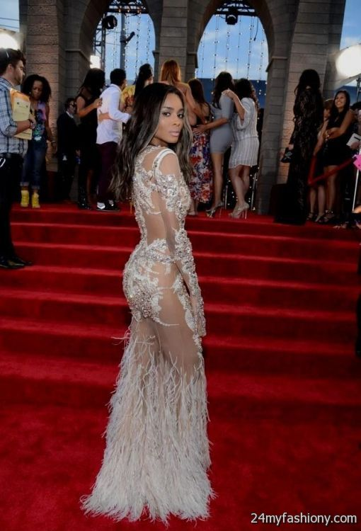Ciara Red Carpet Dresses Looks B2b Fashion