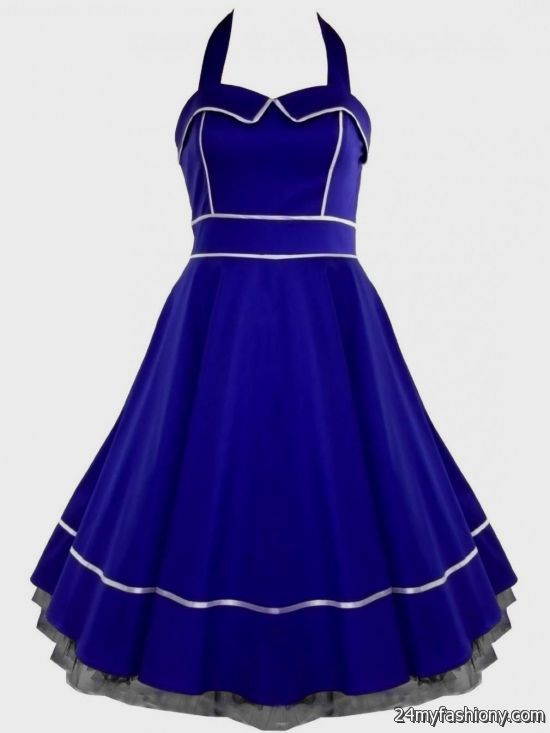cobalt blue prom dress 2016-2017 | B2B Fashion