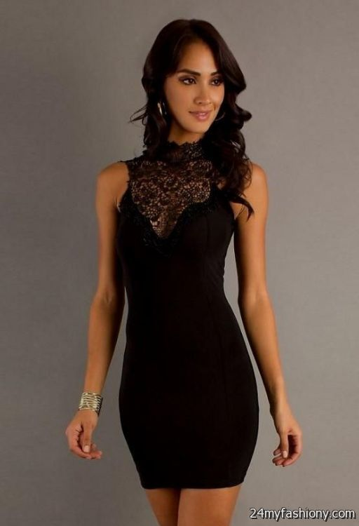 Size 6 black evening dress