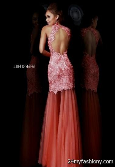 0aa64c56074 You can share these coral prom dresses tumblr on Facebook