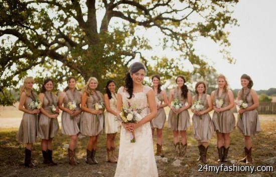 country chic wedding bridesmaid dresses 2016-2017 | B2B Fashion