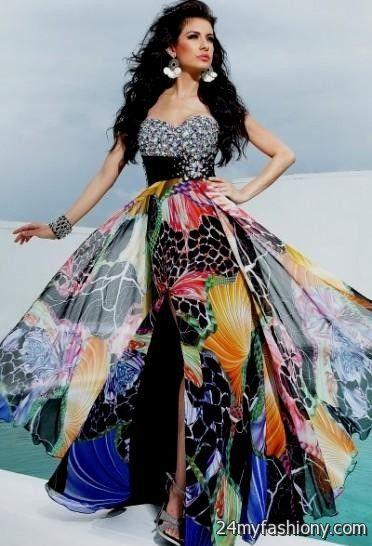 Cartoon Dresses Fashion