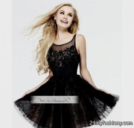 cute black prom dresses tumblr 2016-2017 | B2B Fashion