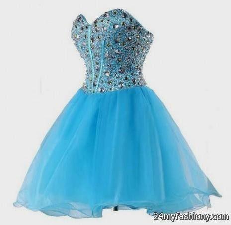 cute blue prom dresses 2016-2017 » B2B Fashion