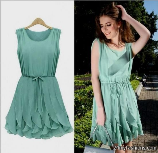 cute casual summer dresses 2016-2017 | B2B Fashion