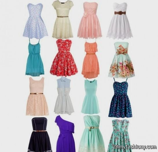 606fb57ec0 cute country summer dresses looks