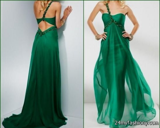 cute green prom dresses 2016-2017 » B2B Fashion
