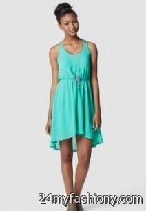 cute high low dresses for juniors 2016-2017 » B2B Fashion