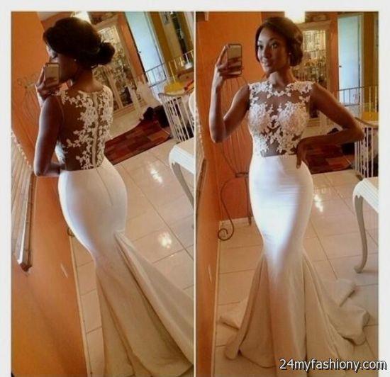 cute lace prom dresses tumblr 2016-2017   B2B Fashion